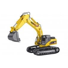 CY1580 HUINA 1/14 FULL ALLOY 23CH 2.4G V2 EXCAVATOR (VERSION 3.0)