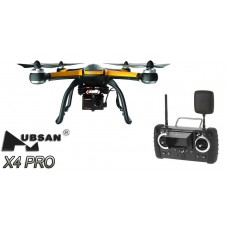 H109S-PROLE HUBSAN X4 PRO LOW EDITION FPV DRONE W/1080P CAMERA, 1-AXIS GIMBAL