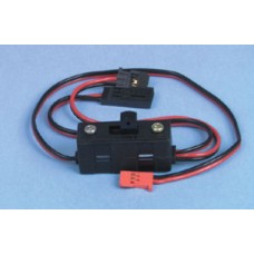 P-R4-SWH Futaba Switch Harness/Chrg. Lead (H.Duty)