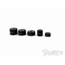 TA-081 Anodised Precision Balancing Brass Weights Set