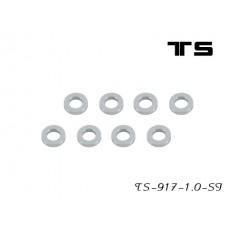 TS-917-1.0-SI Alumium washer(3*5.5*1)