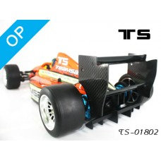 TS01802 Carbon fibre rear wing