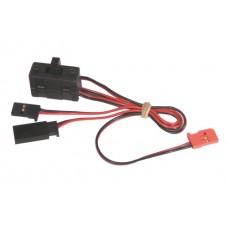P-R4-SWJ - Futaba Switch Harness/Charge Lead