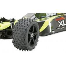 Z-XTM149932 - XTM Racing Tyre-Grinder Type w/Insert (Pk2)XLB