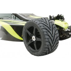 Z-XTM149933 XTM Racing Tyre-Street Type w/Insert (Pk2) XLB