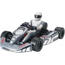 6570-F271 Go Kart KT8, Gray