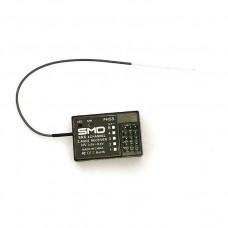 JBR900001 SMD SRX Sanwa compatible receiver FHSS-3 - FHSS-4
