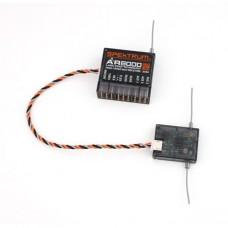 SPMAR8000 - Spektrum 2.4Ghz DSM2/X AR8000 Telemetry Receiver