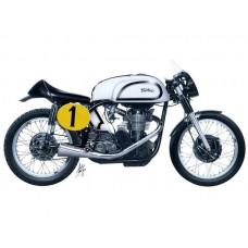 ITA4602 Italeri 1/9 Norton Manx 500cc 1951 Model Kit