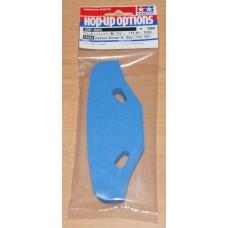 53683 Tamiya Urethane Bumper M / Blue - (TT-01, TGS)