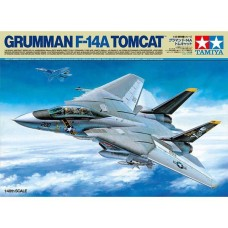TAM61114 Tamiya 1/48 US F-14A Tomcat Model Kit