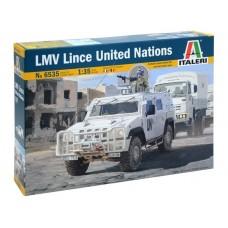 ITA6535 Italeri 1/35 United Nations LMV Lince Model Kit
