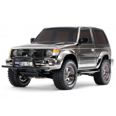TAM47375 PAJERO METALTOP WIDE BLACK METALLIC