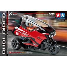 TAM57407 R/C TRIKE DUAL RIDER T3-01