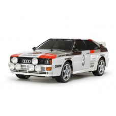 TAM58667 - Tamiya Audi Quattro A2 Rally - TT-02