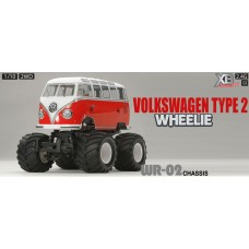 57826 - RC RTR Volkswagen Wheelie - WR02 Type 2 (T1)