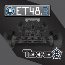 TKR5602 ET48.3 1/8th Competition Electric Truggy Kit