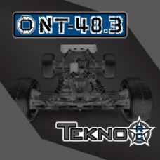 TKR5406 – NT48.3 1/8th Competition Nitro Truggy Kit