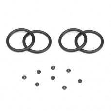 TKR8725 – Emulsion O-Ring Set (4x cap seals, 8x emulsion screw o-rings