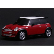 1-MJX-C8111-C RADIO CONTROLLED MINI COOPER S (1:20 SCALE) RED