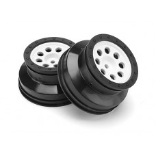 103827 - MK.8 WHEEL WHITE(4.5mm OFFSET/2pcs)