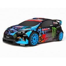 111224 - KEN BLOCK 2013 GRC MICRO RS4 RTR WITH FORD FIESTA