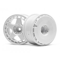 114637 FIFTEEN52 TURBOMAC WHEEL WHITE (26MM/2PCS)