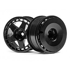 114638 FIFTEEN52 TURBOMAC WHEEL BLACK (26MM/2PCS)