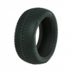 PCT1002G 1:8 Buggy Tires SQUARE IMPACT Soft x4