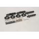 Z-XTM149762 - XTM Body Post & Clip (Pk4) MST/MMT Rr/XST